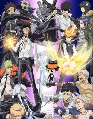 Reborn Anime
