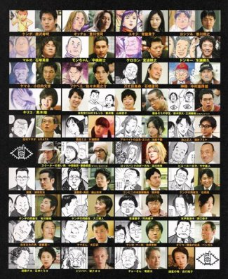20th century boys characters