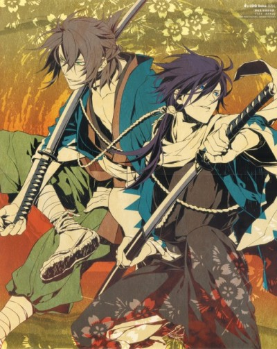 [Anime e Game] Hakuouki Shinsengumi Kitan. 390571