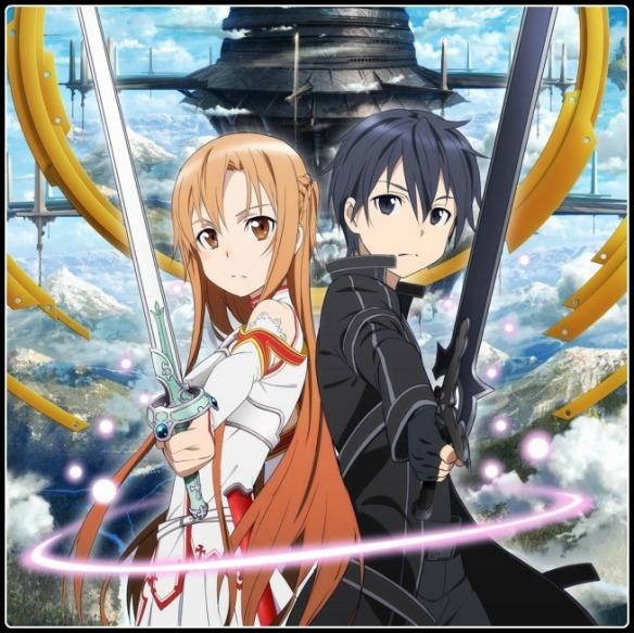Sword Art Online summer 2012 anime