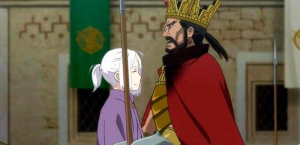 arslan e seu pai