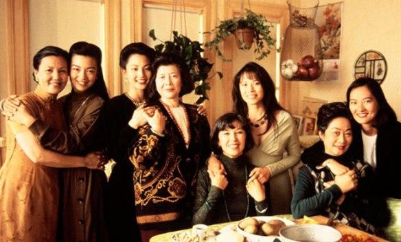 The Joy Luck Club é um filme sobre mulheres chinesas que imigraram para os Estados Unidos. Imagina se fossem atrizes ocidentais?