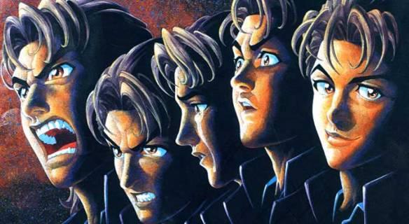 Mangá em 15 volumes com roteiro do autor original e arte de  Masayuki Taguchi.