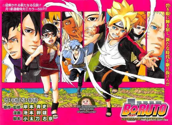 De novo?! Naruto está virando o novo Dragon Ball da Shonen Jump!