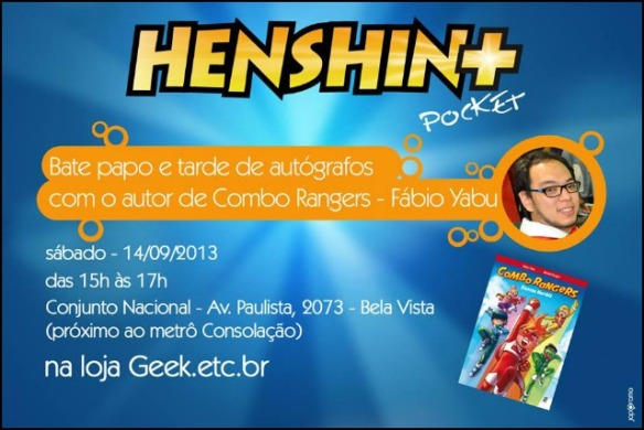 Henshin Combo Rangers